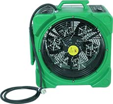 Convenient and portable hotel bedbug heat treatment equipment for sale and training programs.