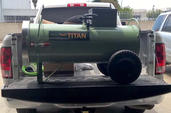Titan 450 and Titan 800 propane bed bug heaters kill all stages of bed bug life including bed bug eggs.